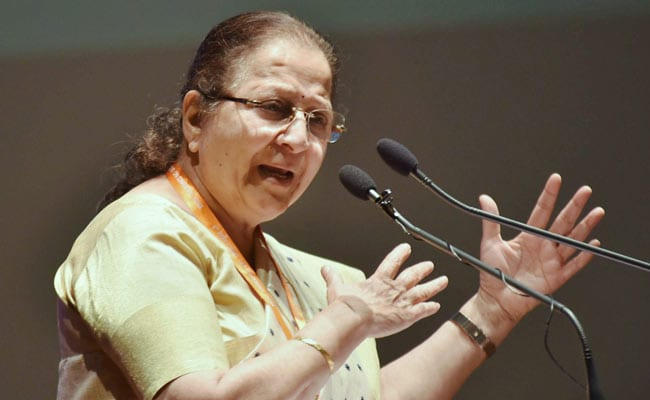 Parliament Monsoon Session: Speaker Sumitra Mahajan To Meet MPs Tomorrow