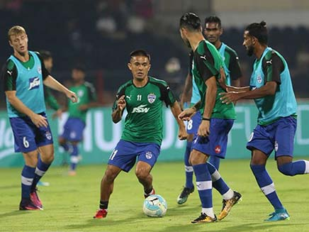 Bengaluru FC Eye Indian Super League Glory On Debut