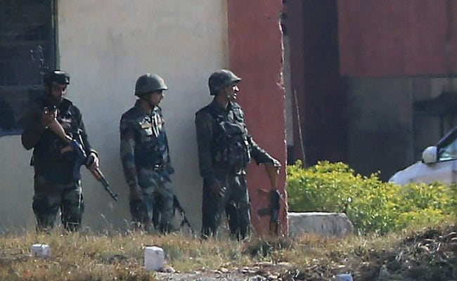 Updates: 4 Terrorists Killed, Encounter At Sunjuwan Army Camp In Jammu Over