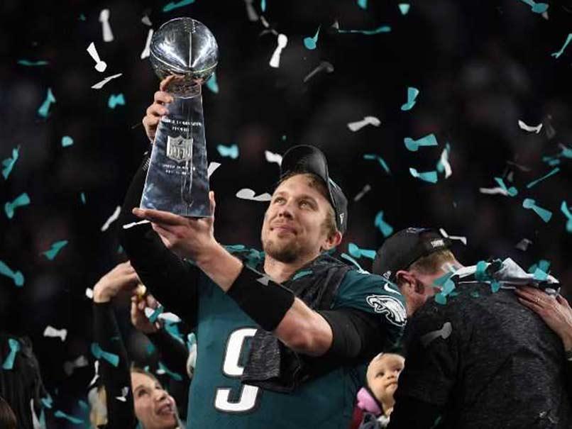 Philadelphia Eagles Upset New England Patriots 41-33 To Win Super Bowl