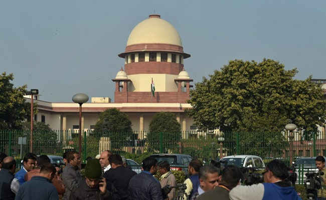 Supreme Court Reserves Verdict On Decriminalisation Of Homosexuality