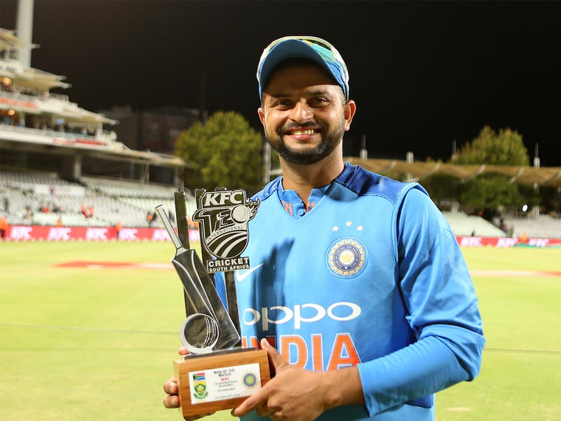 India vs South Africa: Suresh Raina Becomes Talk Of The Town After ...
