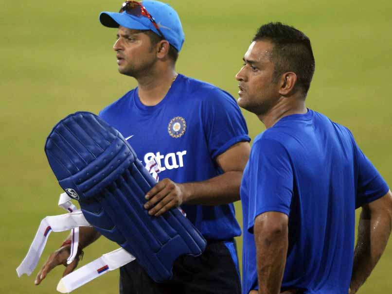 Suresh Raina Fails To Hear MS Dhonis Instructions, Pays Price
