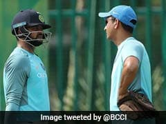 Watch: Raina Gets Back In The Groove Ahead Of 1st T20I vs South Africa