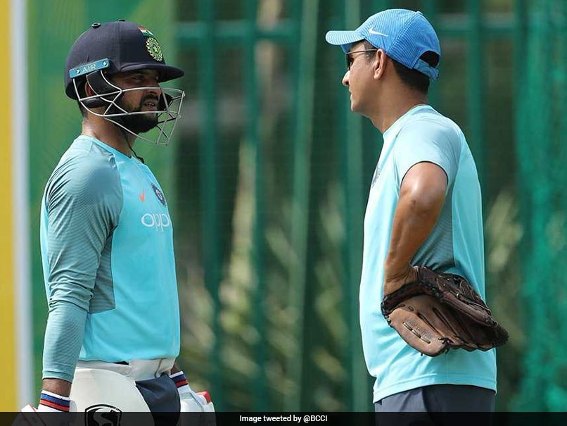 Watch: Suresh Raina Gets Back In The Groove Ahead Of 1st T20I vs South Africa