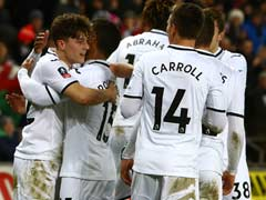 FA Cup: Swansea Hit Eight Against Notts County, Huddersfield Progress
