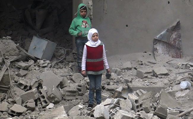 syria war afp
