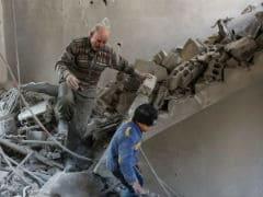 Syrian Air Strikes Kill 20 Civilians In Aleppo, Idlib: War Monitor