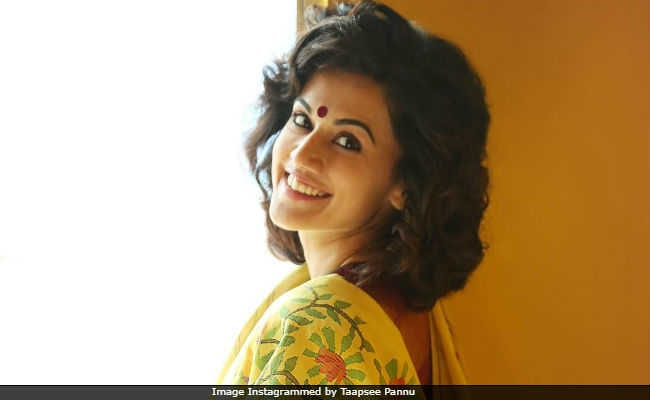 Taapsee Pannu Says She's Not A Star, But A Struggler