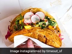 Say Hello To Tacro- The Taco And Croissant Mashup That's Going Viral!