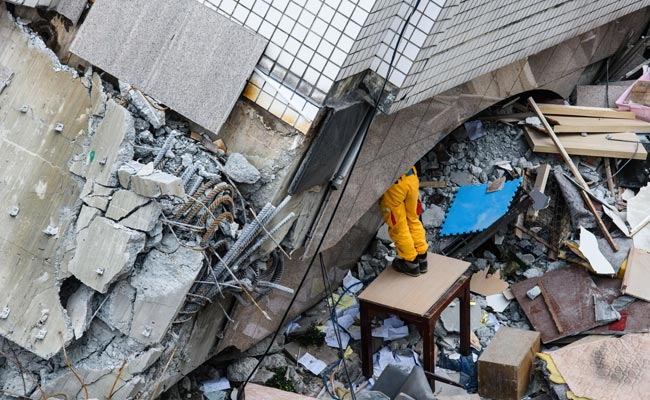 Number Of Dead In Taiwan Earthquake Rises To 14, As More Bodies Are Found
