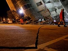 At Least 4 Killed, 145 Missing After Earthquake Hits Taiwan Tourist Area