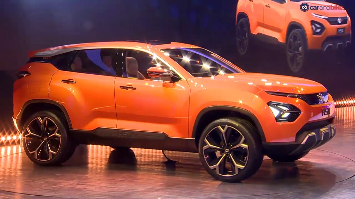 Exclusive: Tata Harrier Bookings Open On October 15