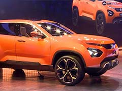 Auto Expo 2018: Tata Motors Reveals The H5X SUV