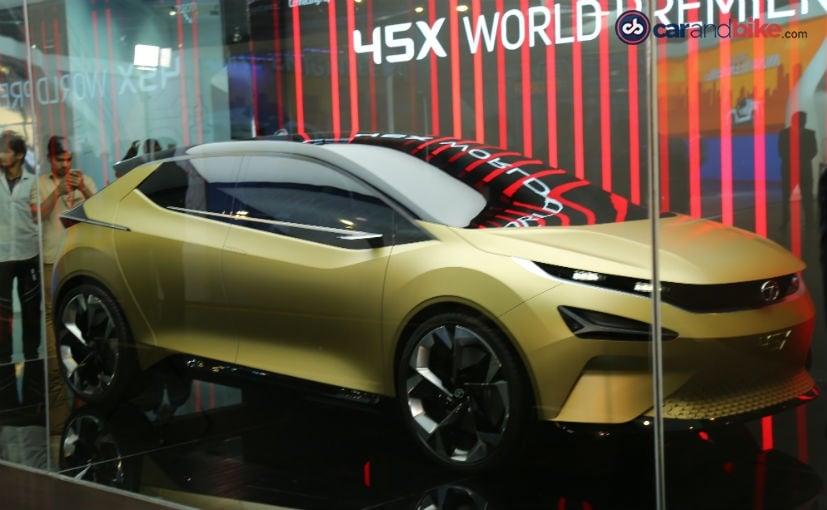 tata motors 45x concept