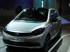 Auto Expo 2018: Tata Tigor EV, Tiago EV Showcased