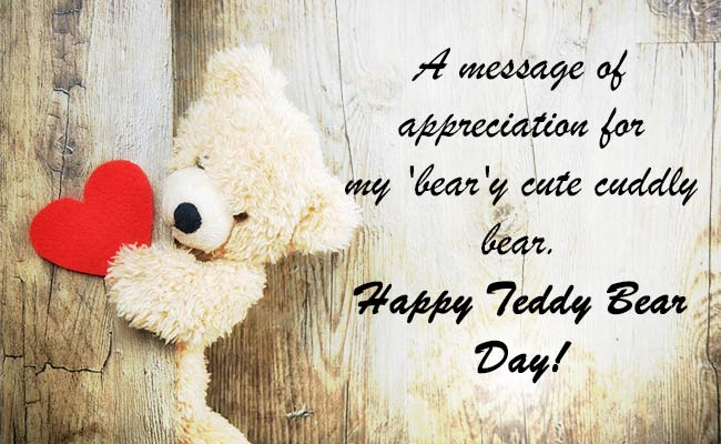 happy teddy day wishes messages quotes sms images pics for