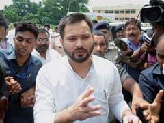 """Nitish Kumar Government Conspiring To Poison My Food"": Tejashwi Yadav"