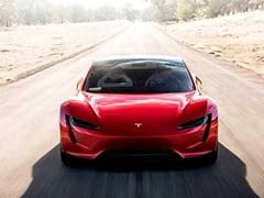 Tesla To Launch Flashy Supercar Like Colours For New Roadster