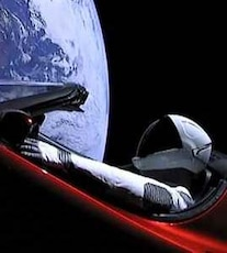 Elon Musk's Space Car Might Crash Into Earth - Scientists Tell Us When