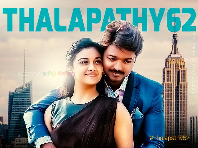 Thalapathy 62 Shooting