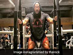 We Learned A Lot About Fitness From The Rock's Instagram. Here Be Muscles