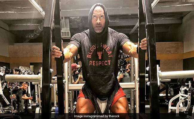 We Learned A Lot About Fitness From The Rock's Instagram. Here Be ...