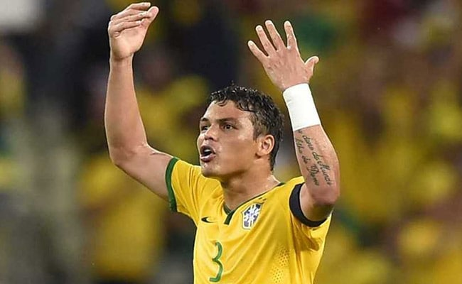 ब्राजील के थियागो सिल्वा को विश्व कप टीम में जगह मिलने की उम्मीद, इस वजह से मिली थी बड़ी सजा