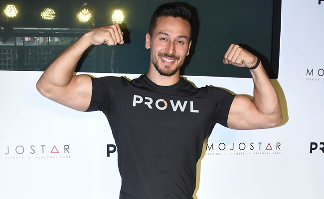 Tiger Shroff's 'Prowl' Is The Newest Celeb Brand On The Bollywood Block