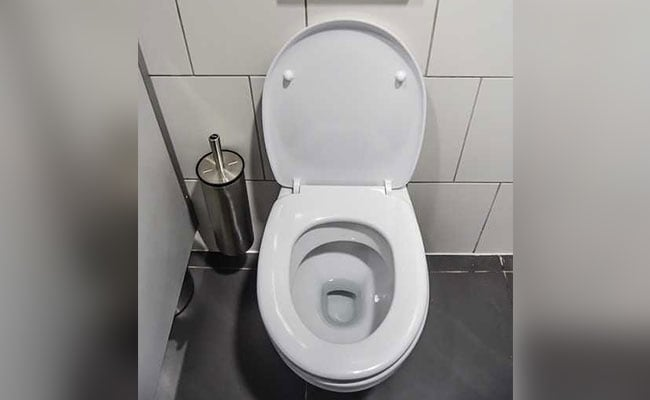 87-Year-Old Jammu And Kashmir Activist Gets A Concrete Toilet
