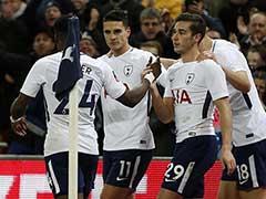 FA Cup: Tottenham Hotspur End Newport