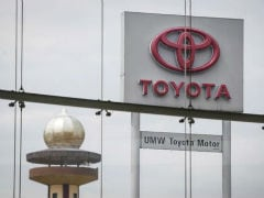 Toyota To Recall 181,797 Cars In China. Here's Why