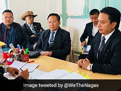 Nagaland Chief Minister Among 200 Candidates To File Poll Nominations On Last Day