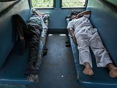 Passengers Punish Man For Snoring On Train, Keep Him Up So They Can Sleep