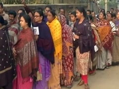 Highlights: 45.9 Per Cent Voter Turnout In Tripura Till 1 PM