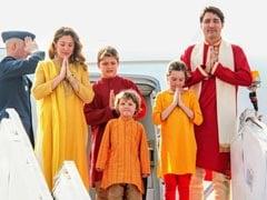 The Trudeaus' <i>Desi</i> Wardrobe Turns Twitter Into Fashion Police