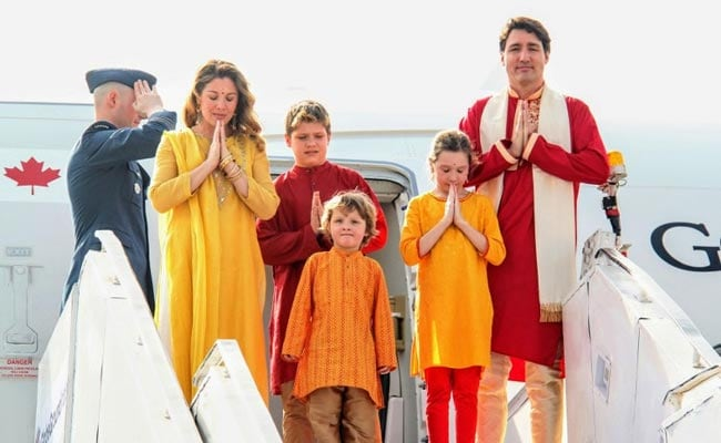 India's Message To Justin Trudeau: Stop Trying So Hard