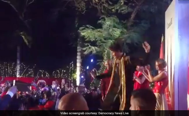 Justin Trudeau Breaks Into Bhangra At Delhi Event. Twitter Is Divided