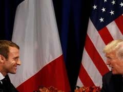"""We Owe Each Other Respect"":  Emmanuel Macron After Trump's Tweet Attacks"