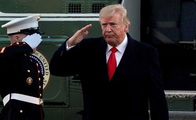 अब अमेरिका भी करेगा सैन्य ताकत का प्रदर्शन, राष्ट्रपति ट्रंप ने पेंटागन को दिया आदेश