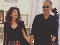 Twinkle Khanna Once Told Her 'Pad Man' She Would take Him Places. And Now...