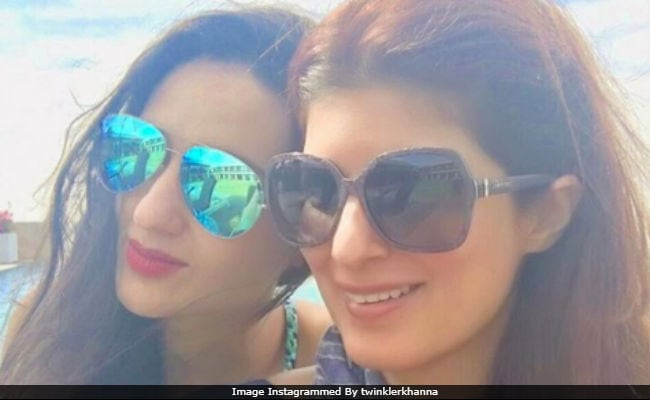 Twinkle Khanna's 'Sun-Kissed Sunday' Looked Like This. See Pic