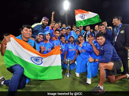 India Thrash Australia To Claim Record 4th Under-19 World Cup Title, Manjot Kalra Smashes Unbeaten Ton