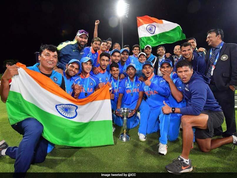 India Thrash Australia To Claim Record 4th Under-19 World Cup Title, Manjot Kalra Smashes Unbeaten Ton