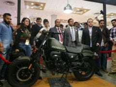 Auto Expo 2018: UM Motorcycles Unveils Three New Motorcycles In India