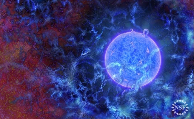 Astronomers Detect Signal Of Universe's First Stars