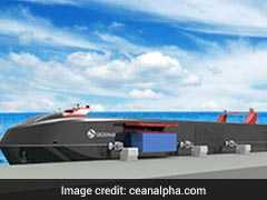 """China Starts Work On """"World's Largest Test Site For Unmanned Ships"""": Report"""