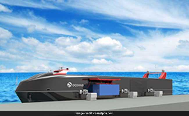 China Starts Work On 'World's Largest Test Site For Unmanned Ships': Report