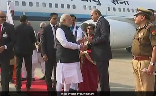 PM Modi to Inaugurate Uttar Pradesh Investors' Summit in Lucknow