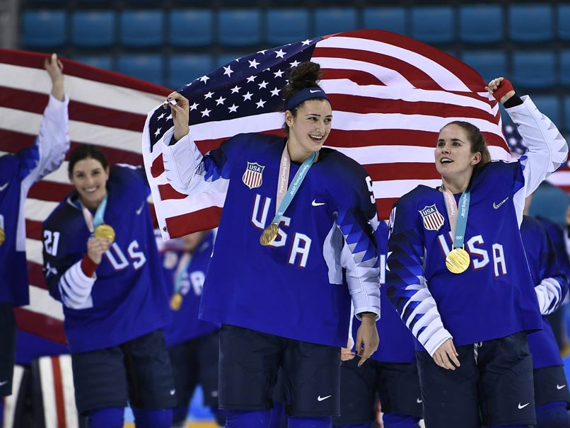 Winter Olympics: USA Women Beat Canada To End 20-Year Olympic Gold Drought